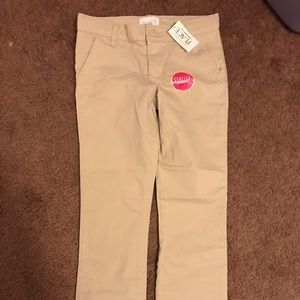 NWT Tan Pants